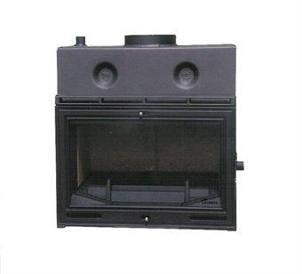 Sarria 12 calefactora